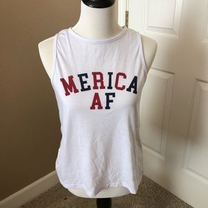 Merica AF shirt